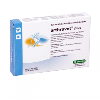 Arthrovet plus cp-Pharma