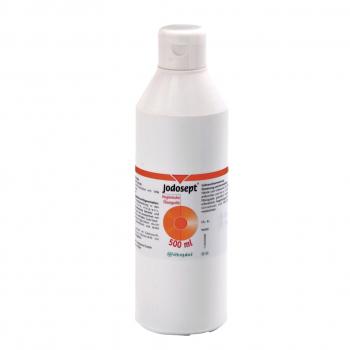 Jodosept PVP 500ml Desinfektion-Flüssigseife