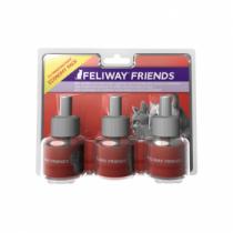 Feliway Friends 3 x Nachfüllflakon 30 Tage VP